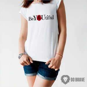 Beyoutiful Ladies Classic Tees | Tee Shirts | Gifts For Her