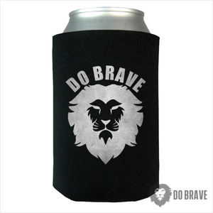 Do Brave Can Wrap - Os / Black