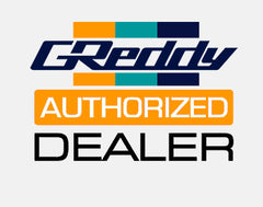 greddy authorised dealer logo