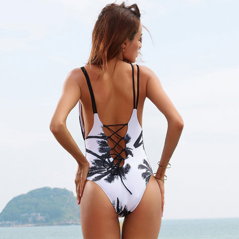 """Cassie"" One Piece Print Swimsuit - 40% OFF WHILE SUPPLIES LAST!"