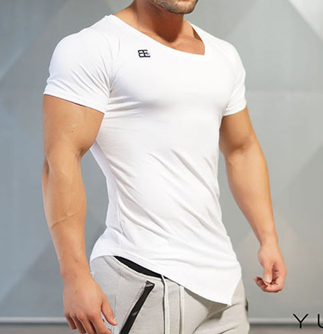 Fitted Hem Short Sleeve Shirt (7 Colors) - 30% OFF this week!