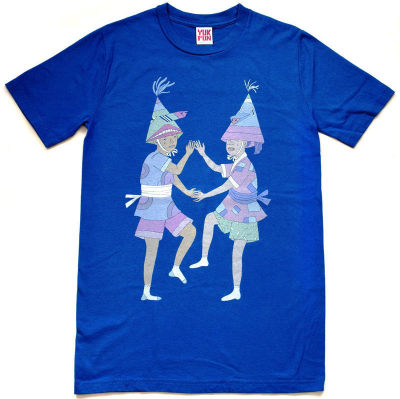 YUK FUN Dancing kids T-shirt