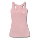 Tri-Blend Racerback Tank - heather dusty rose