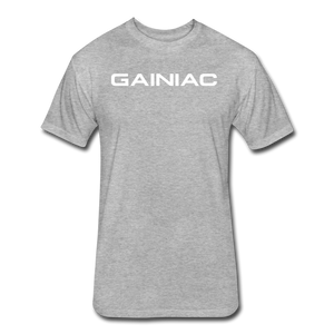 Gainiac T-Shirt - heather gray
