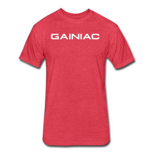 Gainiac T-Shirt - heather red