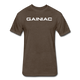 Gainiac T-Shirt - heather espresso