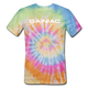 Gainiac Tie Dye T-Shirt - rainbow