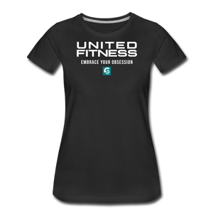 United Fitness Premium T-Shirt - black