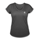 Tri-Blend V-Neck T-Shirt - deep heather