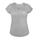Tri-Blend V-Neck T-Shirt - heather gray