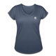 Tri-Blend V-Neck T-Shirt - navy heather