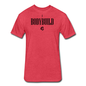 iBodybuild T-Shirt - heather red