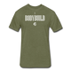 iBodybuild T-Shirt - heather military green