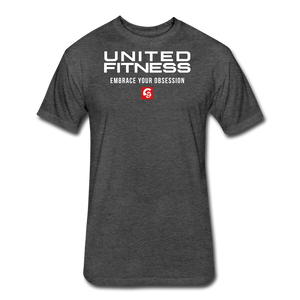 United Fitness T-Shirt - heather black