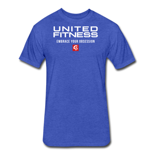 United Fitness T-Shirt - heather royal