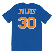 Blue & Orange Julius T-Shirt