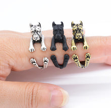 Charitable Product of the Month: Pitbull Ring with Three Colors