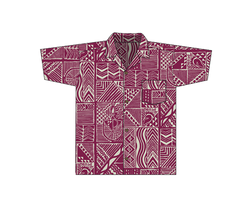 Maryknoll School Kid's Aloha Shirt