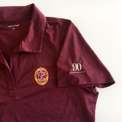 Dri-Fit Embroidered Polo Shirt - Womens