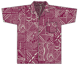 Maryknoll School Men's Aloha Shirt
