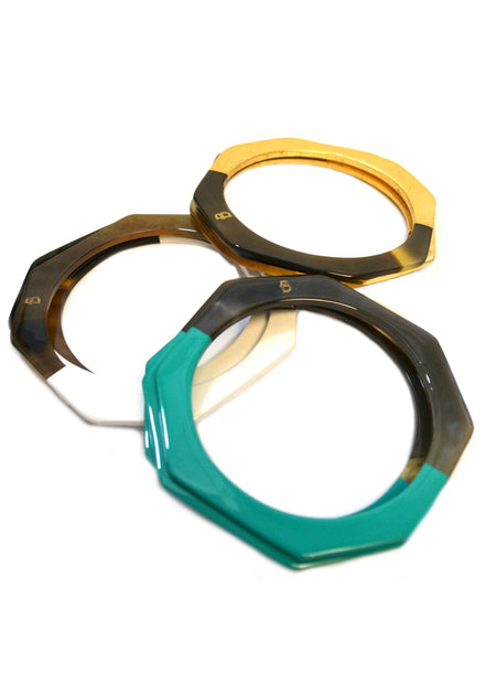 Claire⎜XL Resin Hoops
