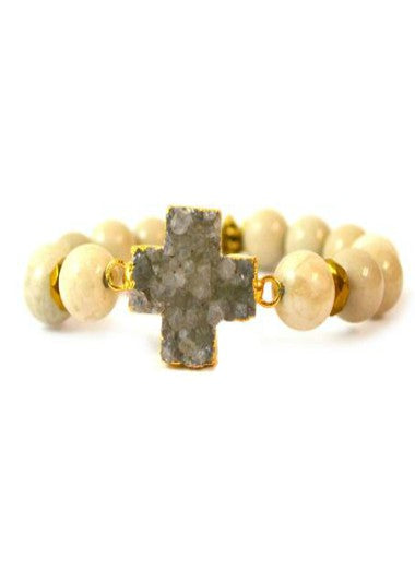 Hammered Cross