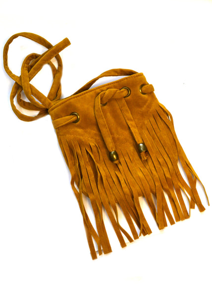 SALE Fringe Purse