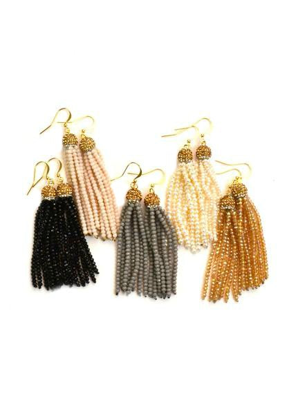 SALE Berkley Tassels