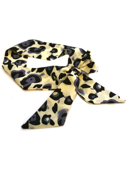 SALE Silk Edged Neck Scarf