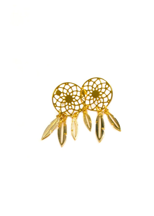 Dream Catcher Studs