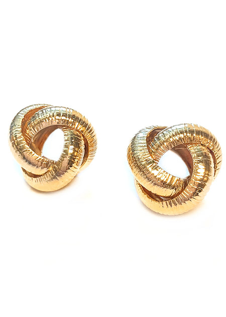 Gold Filled Hoops | Mary Elizabeth