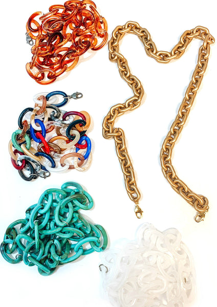 Mask Chain | Resin