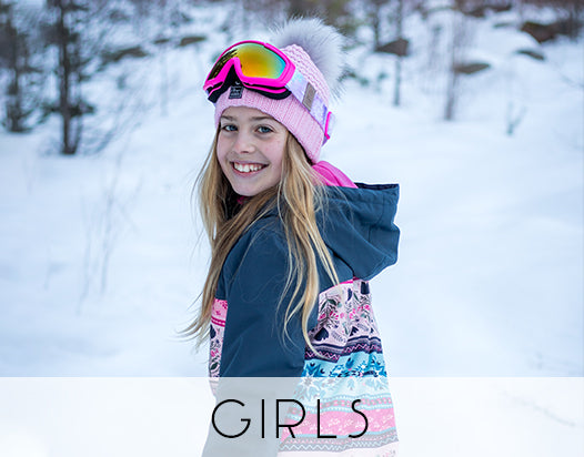 girls rojo outerwear