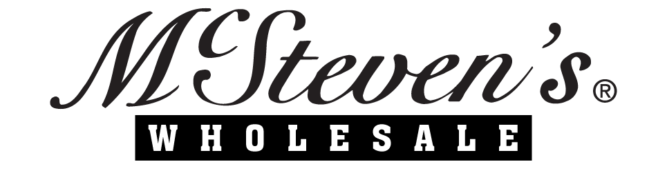 McSteven's Wholesale (Shipping Calculated When Product Shipped)