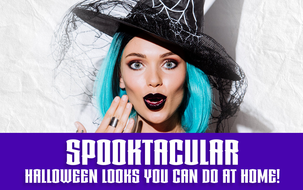 Spooktacular Halloween Looks You Can Do At Home