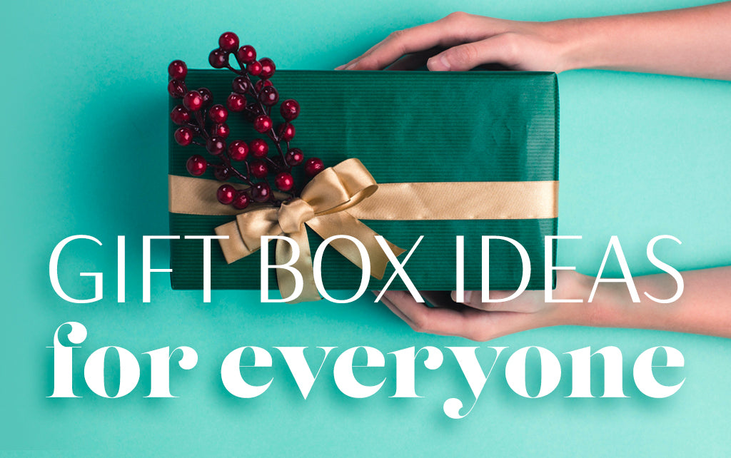 Gift Box Ideas For Everyone