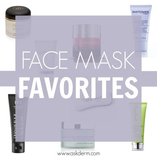 Face Mask Favorites!