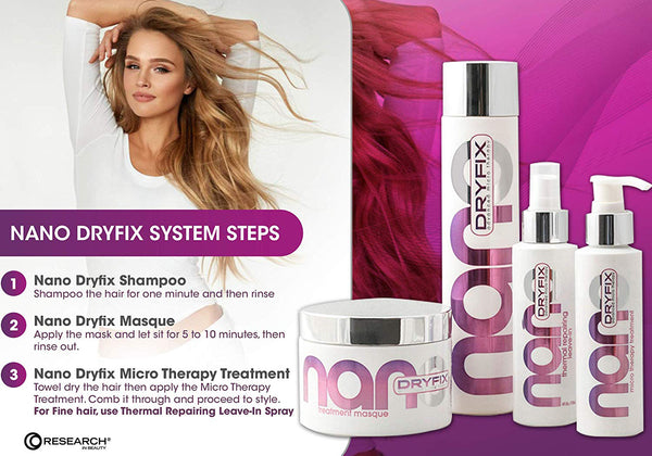 Research in Beauty Nano DryFix