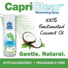 capriclear coconut oil