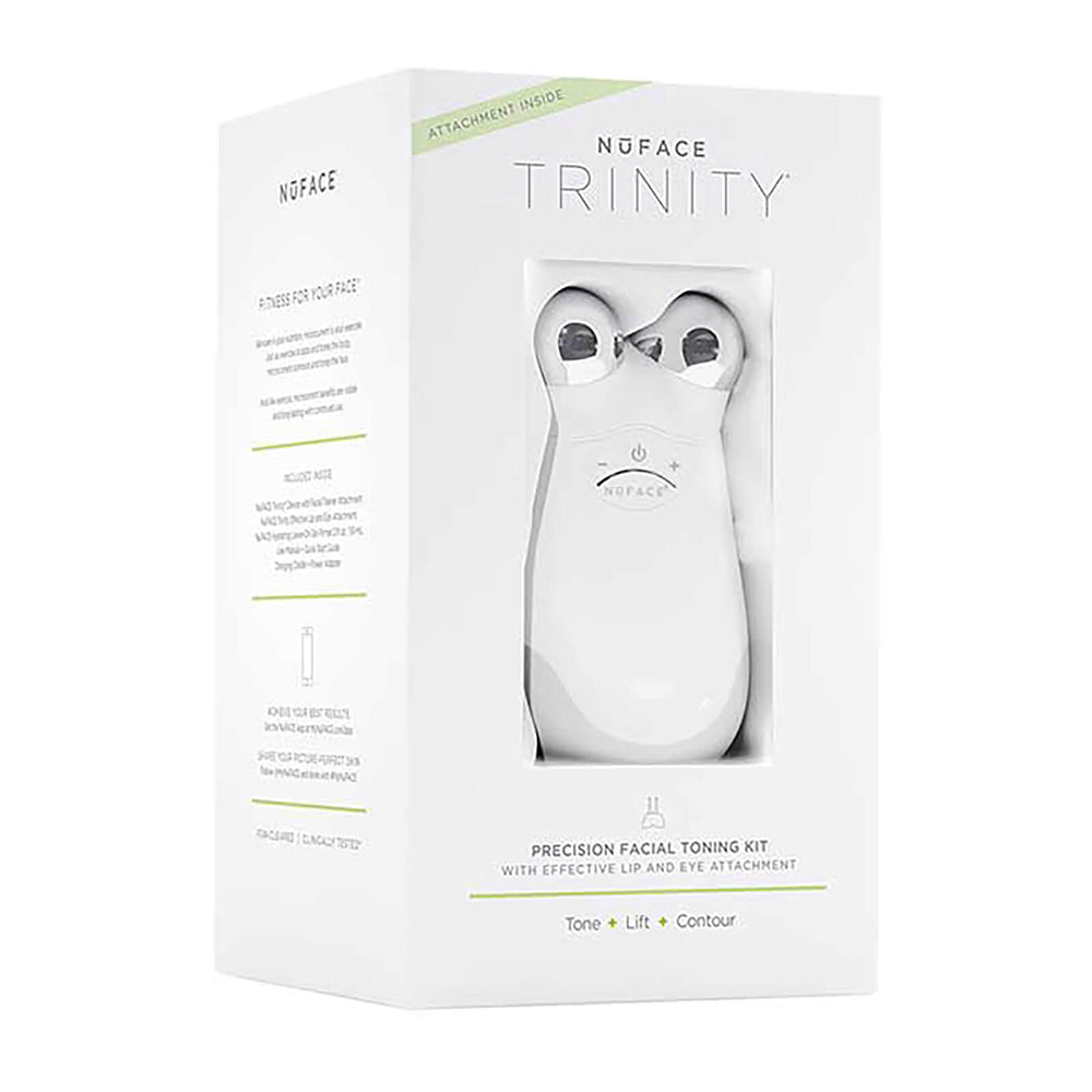 NuFACE Trinity + ELE Attachment Gift Set - askderm