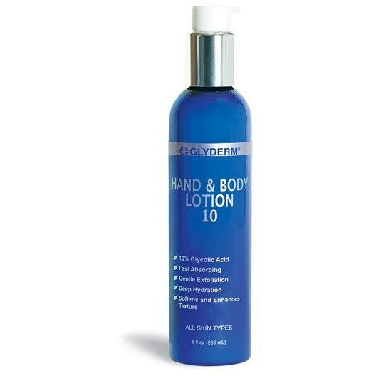 GlyDerm Hand and Body Lotion 10 - askderm