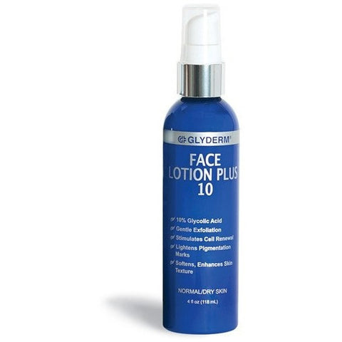 GlyDerm Face Lotion Plus 10 - askderm