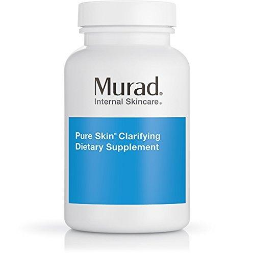 Murad Pure Skin Clarifying Dietary Supplement for Problem Skin - askderm