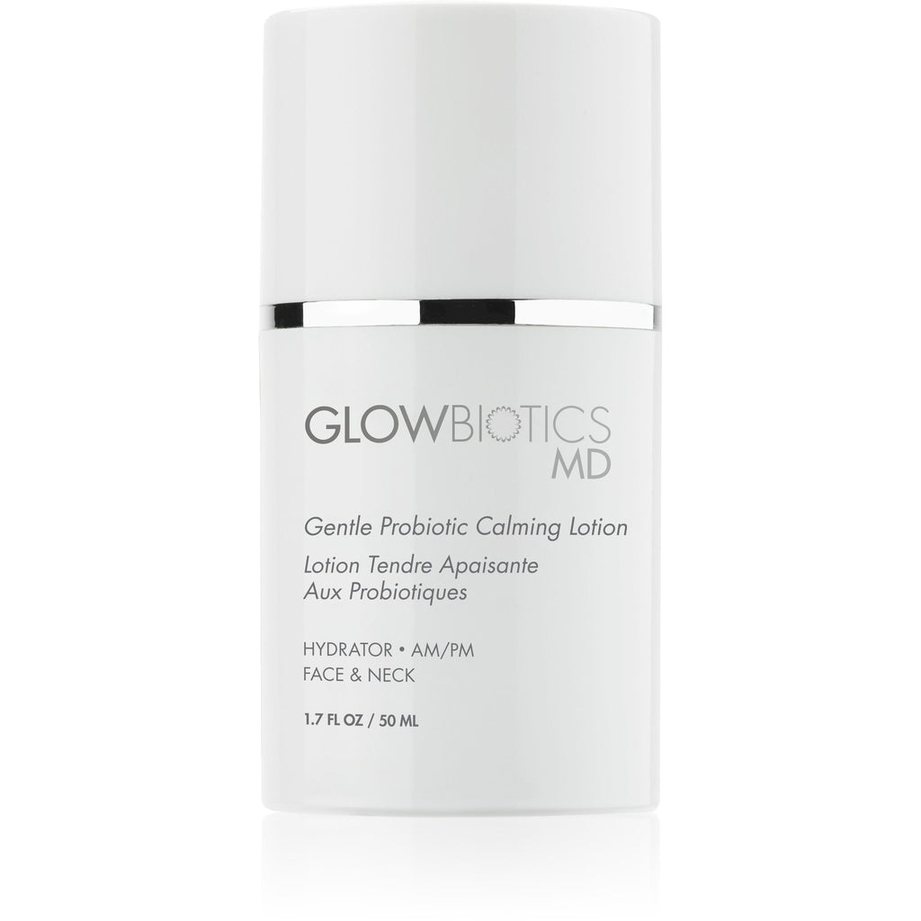 Glowbiotics Gentle Probiotic Calming Lotion - askderm