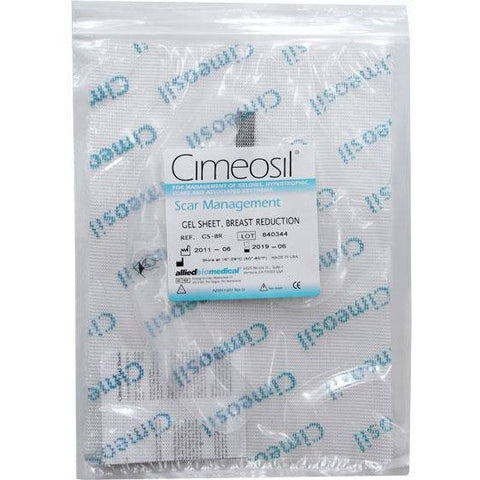 Cimeosil Gel Sheet - Breast Reduction - askderm
