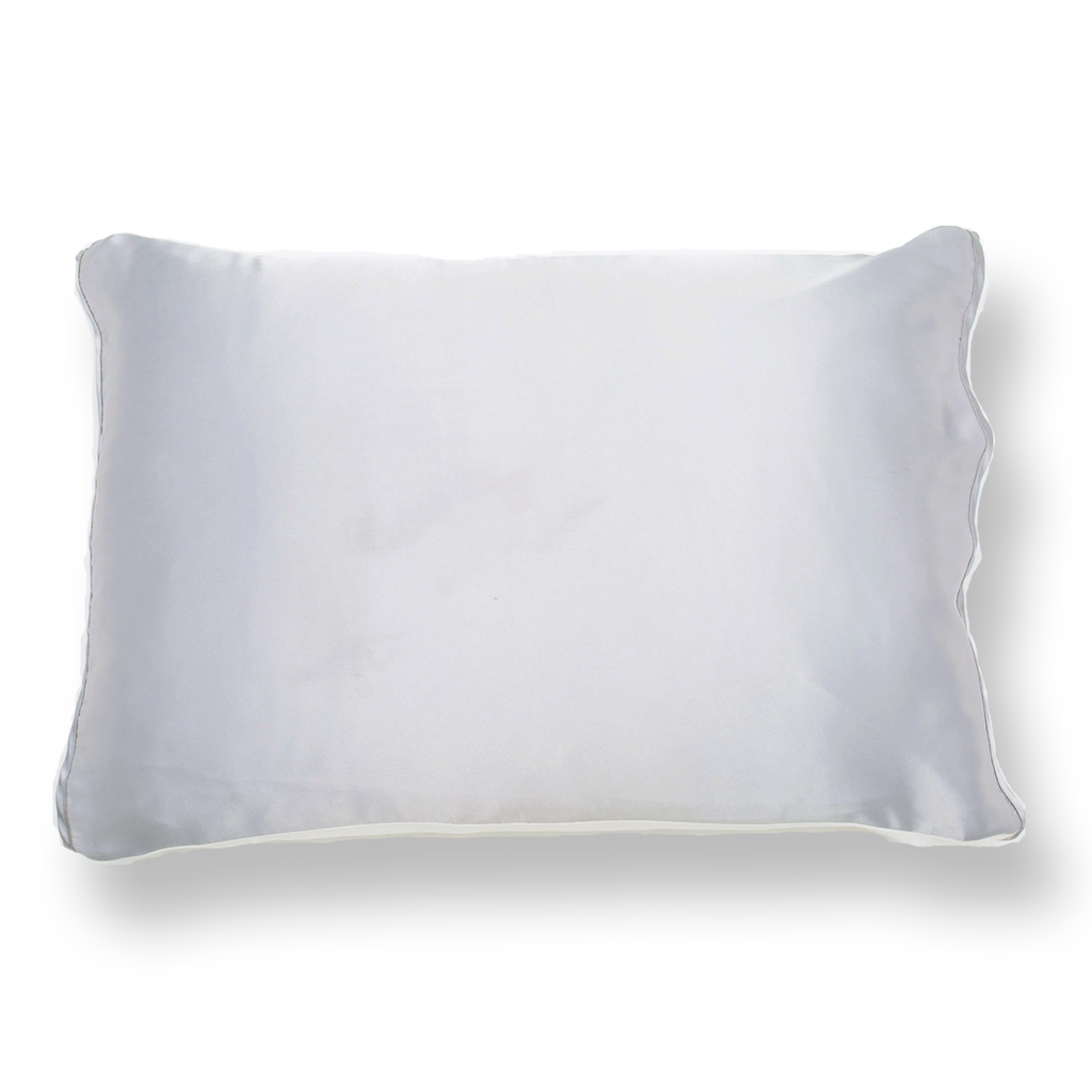 Silked Satin Pillow Sleeve - askderm