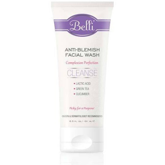 Belli Anti-Blemish Facial Wash - askderm