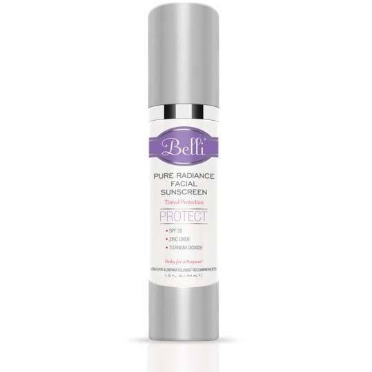 Belli Pure Radiance Facial Sunscreen - askderm