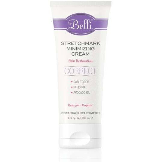Belli Stretchmark Minimizing Cream - askderm