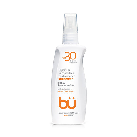 Bu SPF 30 Ultrafine WOWmist Sunscreen - Natural Citrus - askderm